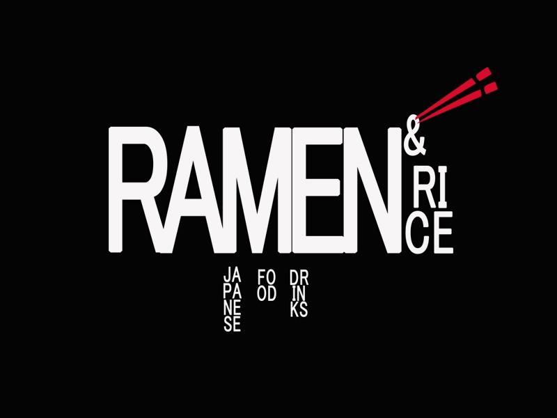 Ramen & Rice