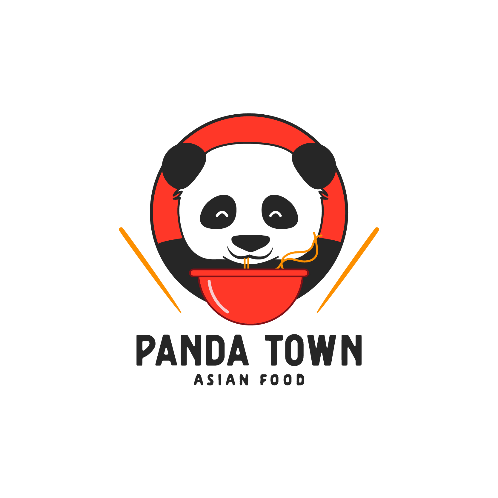 Panda Town