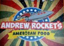 Andrew Rockets American Food