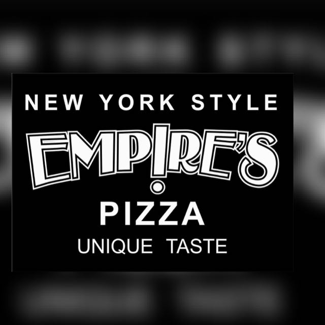 Emp!re´s Pizza