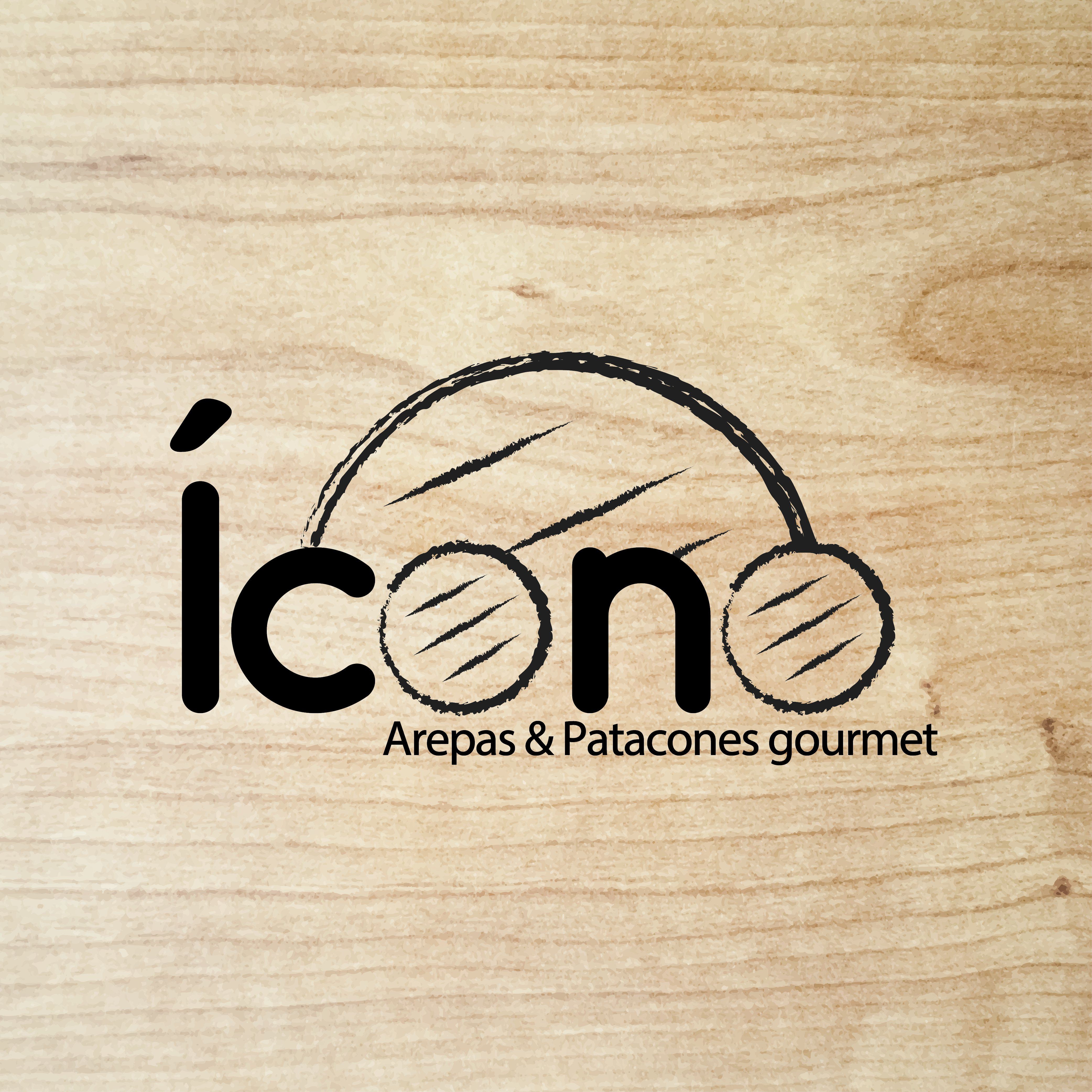 Icono Arepas & Patacones Gourmet