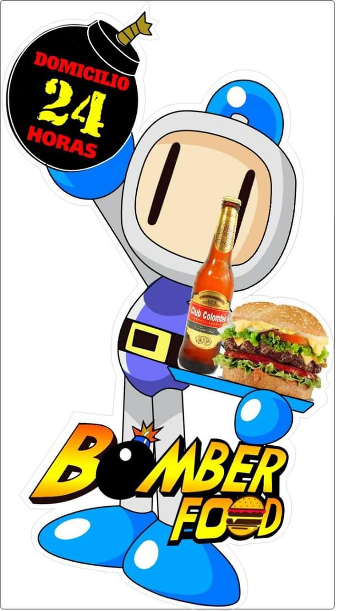 Bomberfood 24