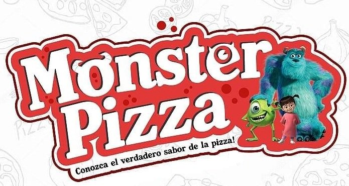 Monster Pizza Iglesia Sagrada Familia