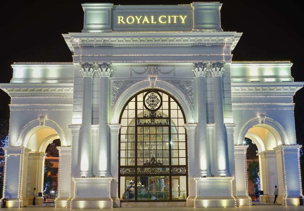 Licorera Royal City