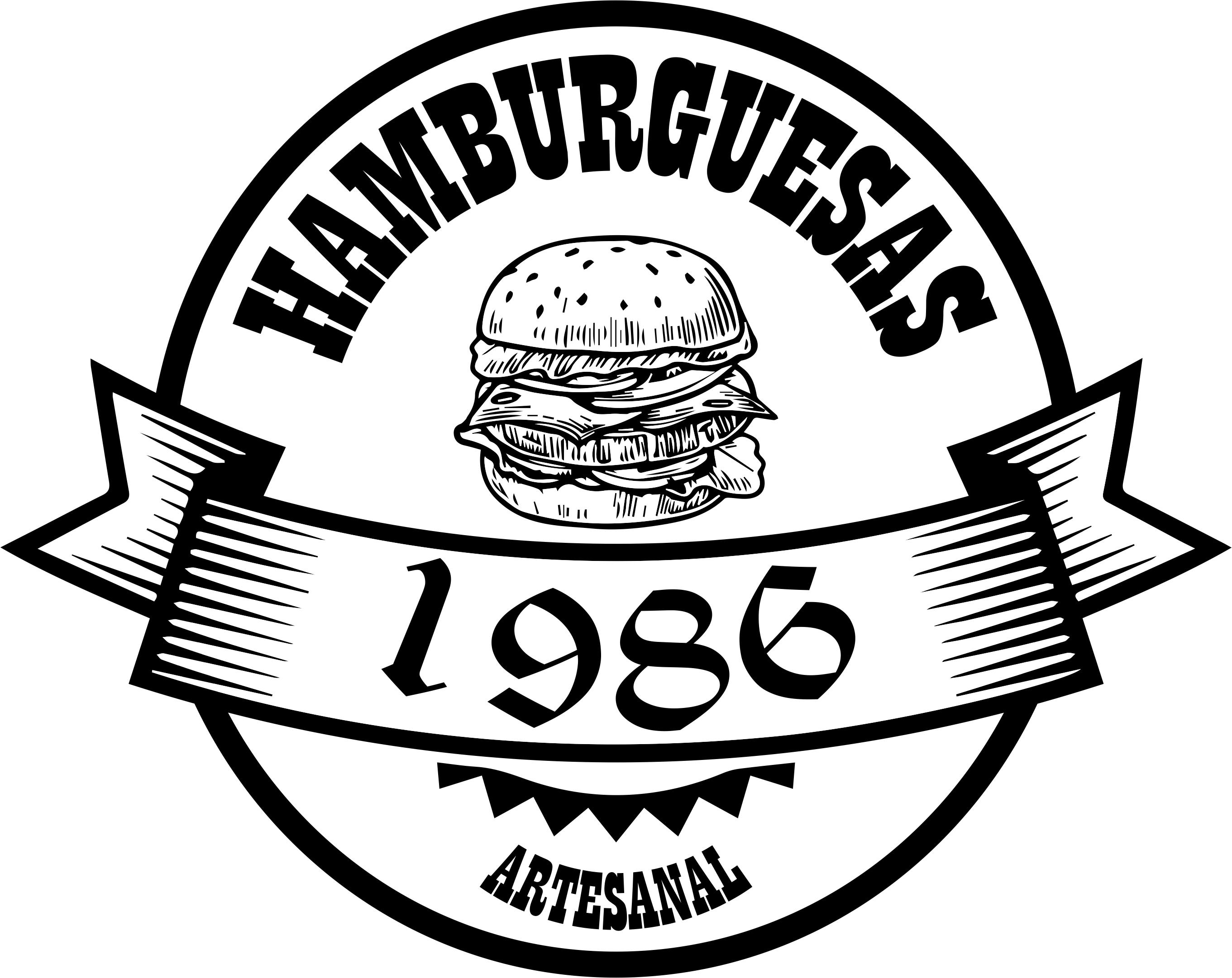Hamburguesa 1986 Artesanal