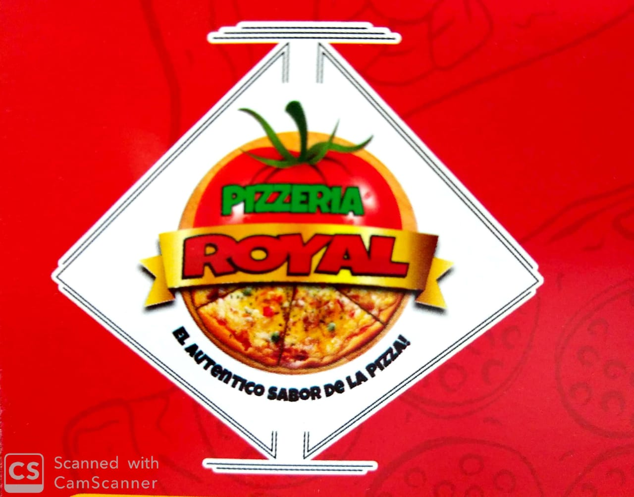 Pizzería Royal