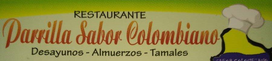 Parrilla Sabor Colombiano