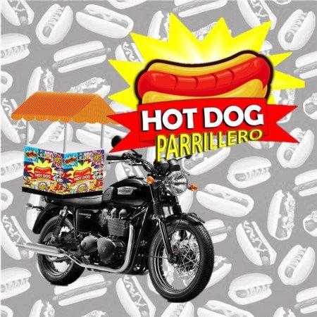 Hot Dog Parrillero