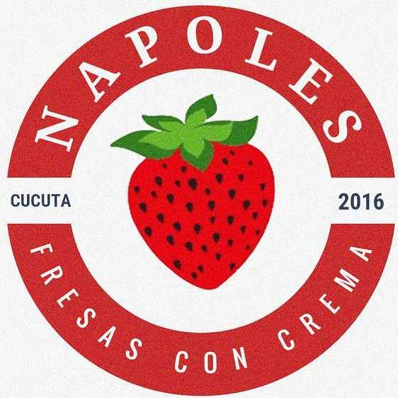 Nápoles Fresas con Crema