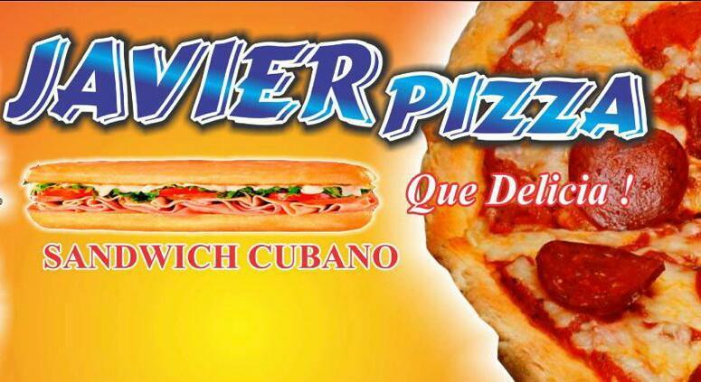 Javier Pizza Sándwich Cubano