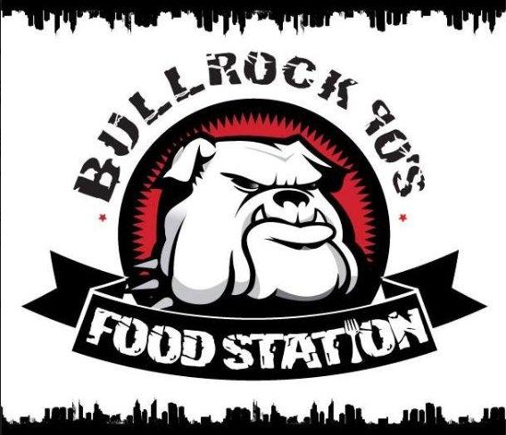 Bull Rock 90's Food Station
