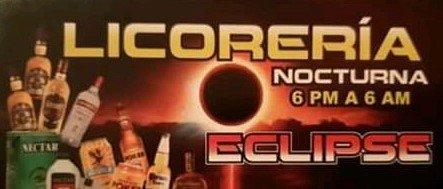 Licorería Nocturna Eclipse
