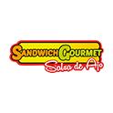 Sándwich Gourmet Salsa de Ajo Las Americas