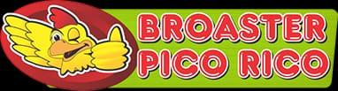 Broaster Pico Rico