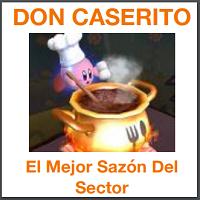 Don Caserito.