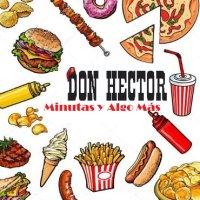 Don Hector Minutas Y Algo Más