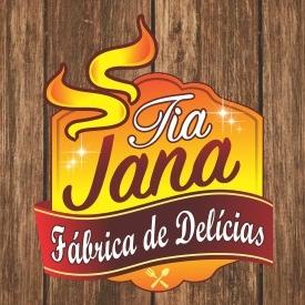 Fábrica de Delícias Tia Jana