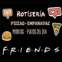 Friends Pizzas - Rotisería