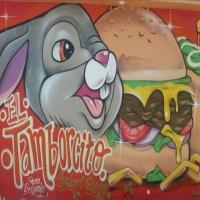 """Fuente de Soda """"El Tamborcito"""""""