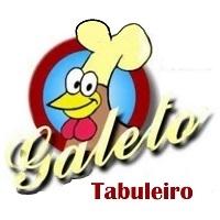 Galeto Tabuleiro