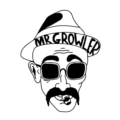 Cervezas Mr. Growler