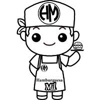 Hamburguesa Mil