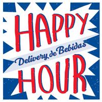 Happy Hour - Delivery de Bebidas