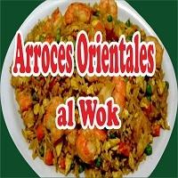 Arroces Orientales al Wok  El Prado