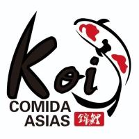 Koi Comida De Asia