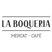 La Boqueria.