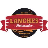 Lanches Thaissander