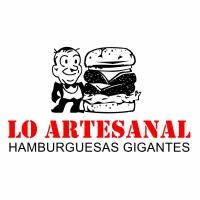 Lo Artesanal Hamburguesas Gigantes