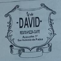 Lo de David Resto