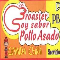 Broaster Soy Sabor Y Comida China