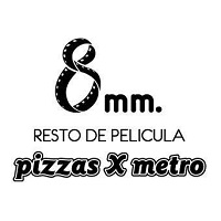 8MM Pizza x metro