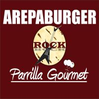 Arepaburger Rock Gourmet