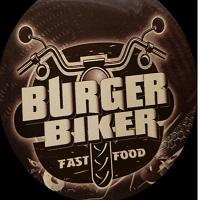 Burger Biker