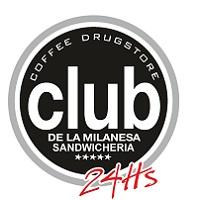 Club Coffee Drugstore de la Milanesa