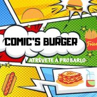 Comic's Burger Manizales