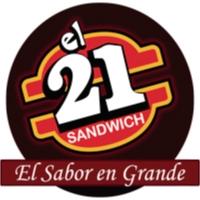 El 21 Sándwich