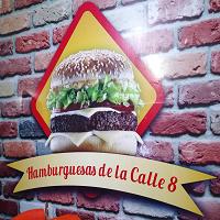 Hamburguesas De La Calle 8