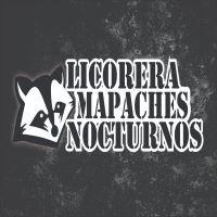 Licorera Mapaches Nocturnos
