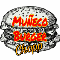 Muñeco Burger Chopp