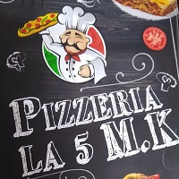 Pizzeria de la 5ta MK