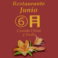Junio comida china y sushi