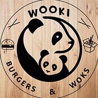 Wooki Burgers y Woks