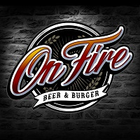 On Fire Beer & Burger