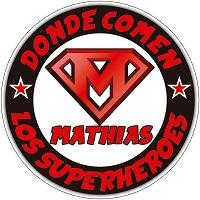 Mathias Donde Comen los Súper Héroes
