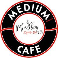 Medium Café Edifico Los Colores