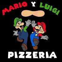 Pizzas Mario Y Luigi